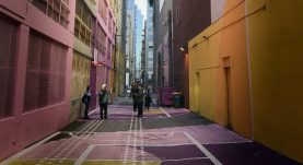 Transforming public spaces to respond to COVID-19